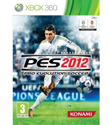 Xbox 360 Games 2012 Pro Evolution Soccer 2...